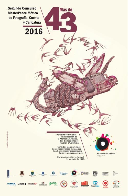 Segundo Concurso MasterPeace México de Fotografía, Cuento y Caricatura Más de 43